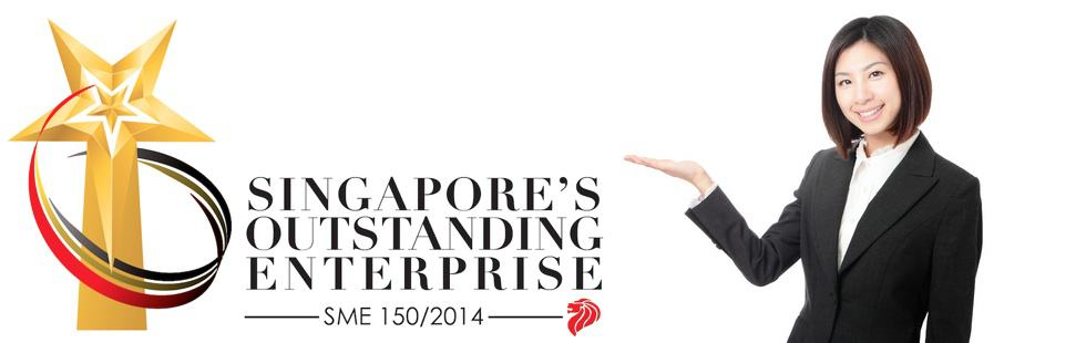 ABM Creditz Singapore outstanding enterprise award